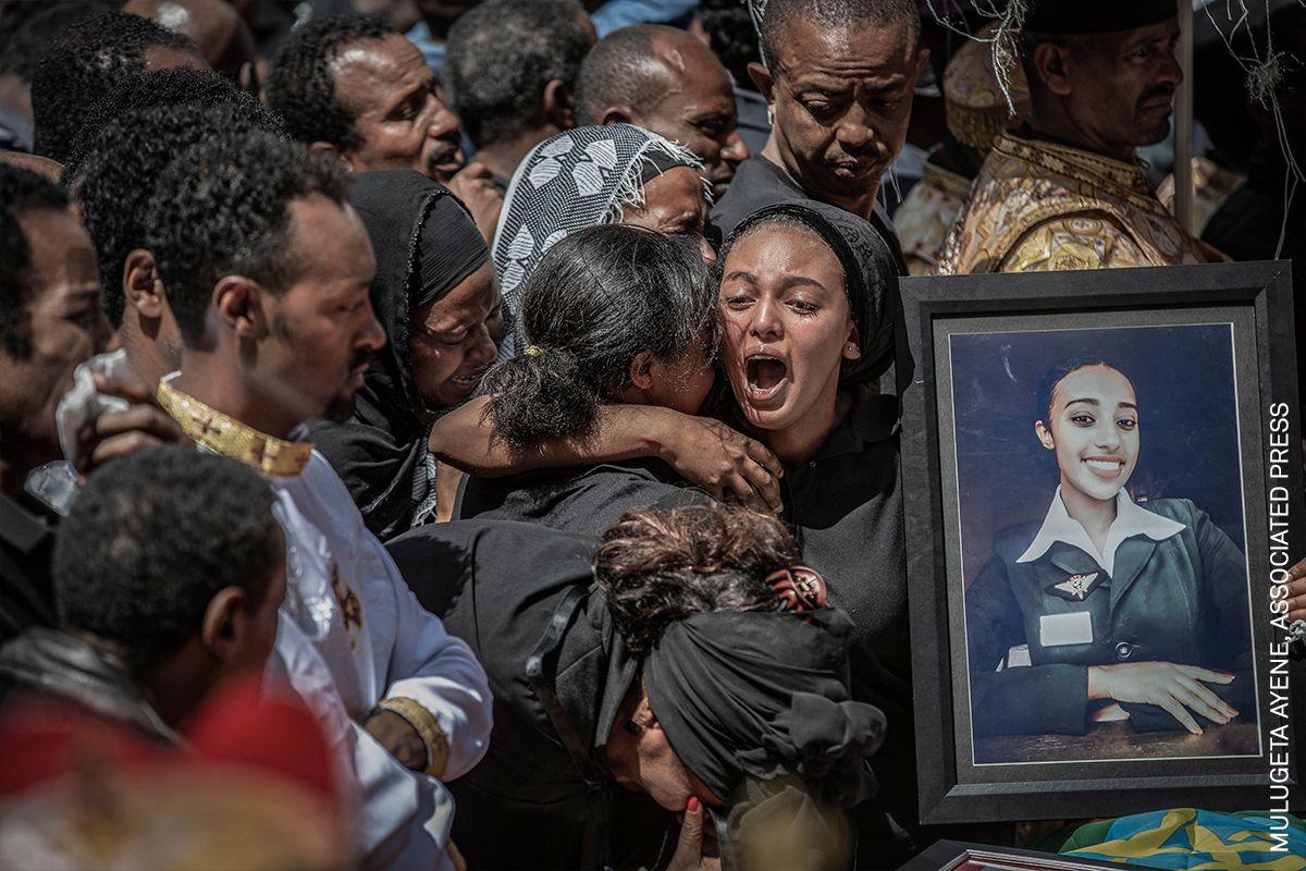 Capturing award-winning emotions - The Reporter Magazine | Ethiopian Magazine